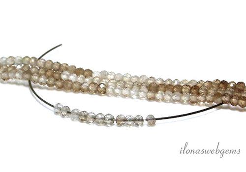 Imperial Topas Perlen schattierten etwa 3 mm