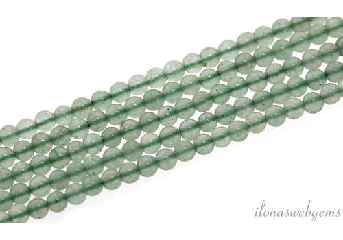 Aventurine beads around 2 mm