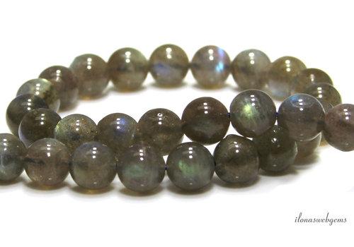 Labradorite beads around 8 mm