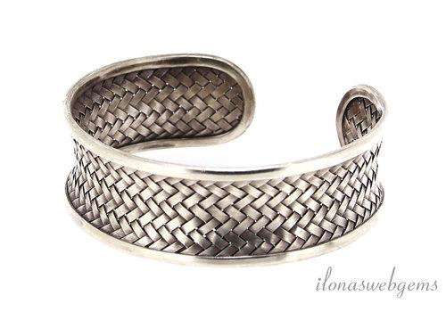 Silberarmband von Hill Tribe
