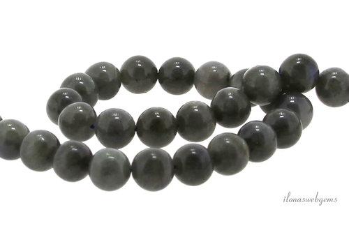 Labradorite beads around 8mm