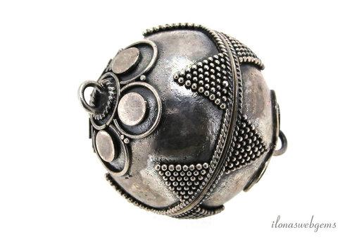 Sterling zilveren MEGA mageneetslot 30mm