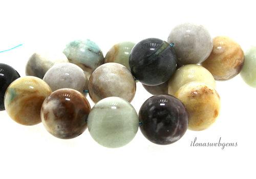 Amazonite beads around 18mm