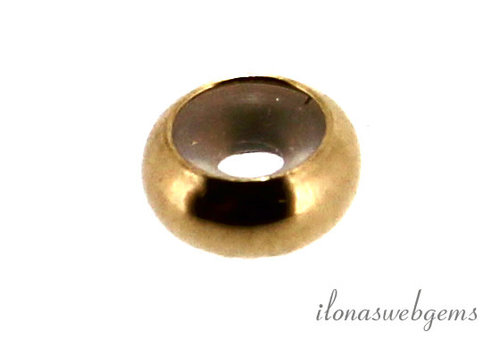 14k/20 Gold filled smartbead ca. 5.0mm
