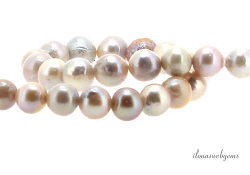 Freshwater pearls approx. 8-11mm