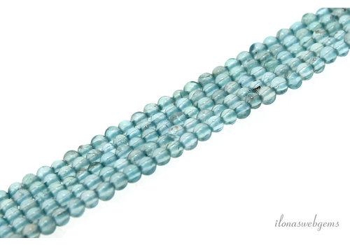 Apatite beads mini around 2mm