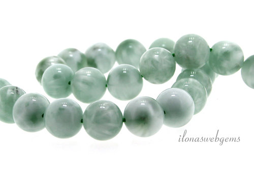 Russian Amazonite beads about 12mm