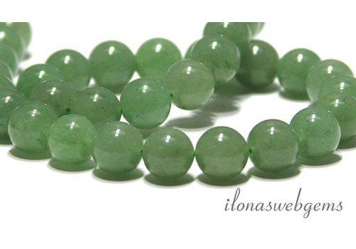 Aventurine / Aventurine beads around 10mm