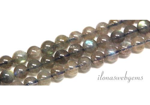 Labradorite beads around 6mm