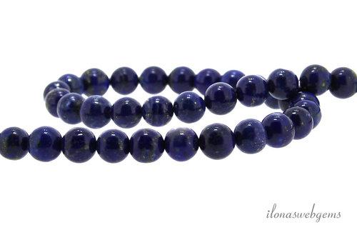 Lapis lazuli beads around 8.5mm