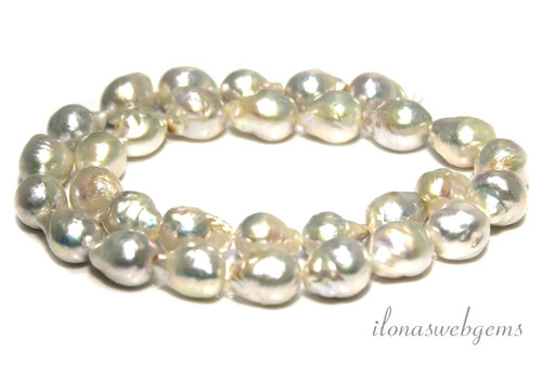 Baroque pearls approx. 14-19mm A quality