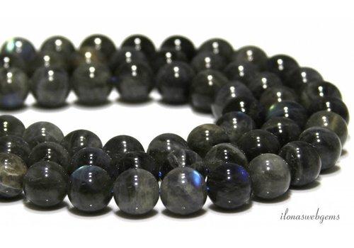 Labradorite beads around 10mm