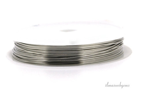 Wire wire silver about 0.40mm
