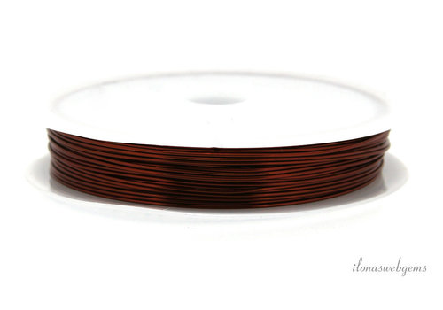 Wire wire red approx. 0.60mm