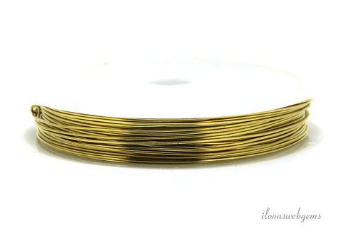 Wire wire brass approx. 0.60mm