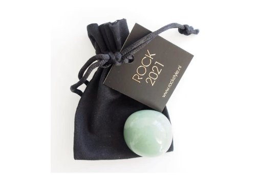 Rock Style Giftbag 'Rock 2021' Aventurine