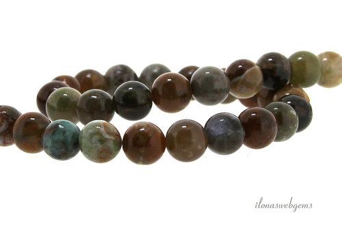Ocean Jade beads around 8mm