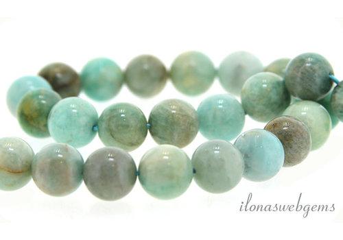 Amazonite beads around 10mm