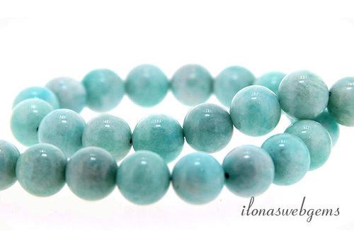 Amazonite beads around 12mm