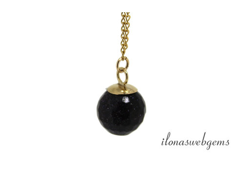 Inspiration: half-drilled jewelry