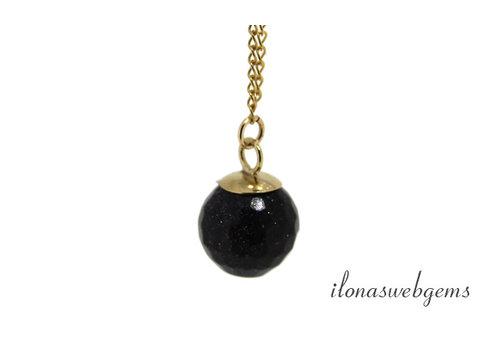 Inspiration: Jewelery with a half hole