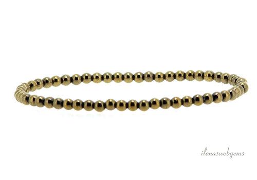 Hematite bracelet approx. 3.5mm