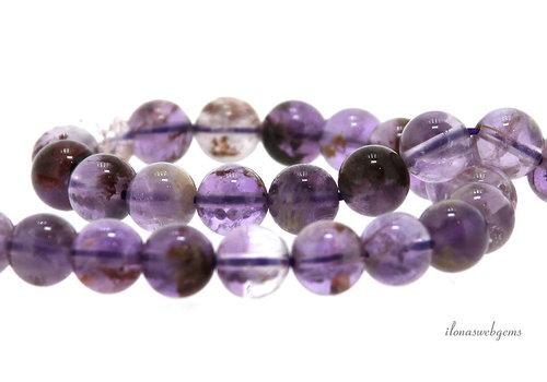 Super 7 beads around 8mm