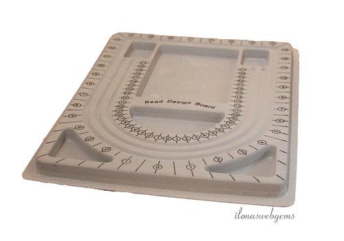 Jewelery plate large