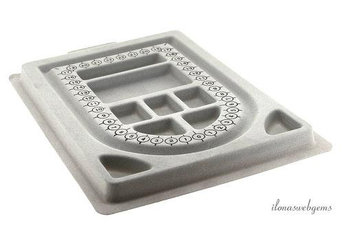 Jewelery plate small