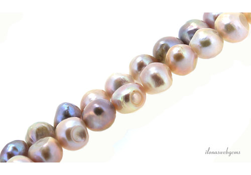 Baroque pearls approx. 10-12mm