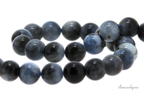 Eagle eye beads round about 8mm