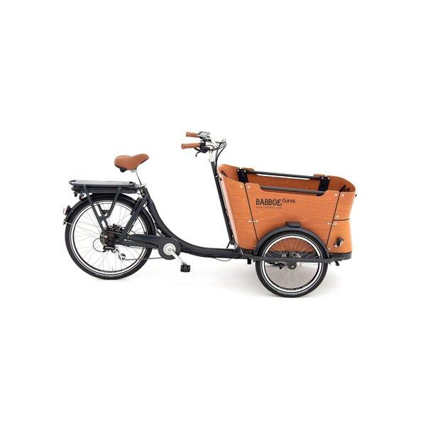 Babboe Babboe Curve-E Cargo Trike - Disc Brakes