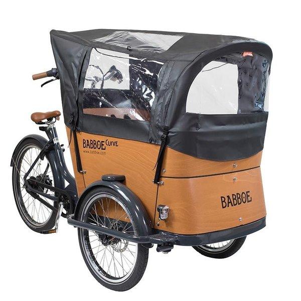 Babboe Babboe Curve Cargo Bike Rain Tent
