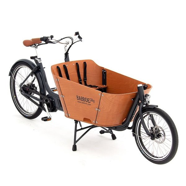 Babboe Babboe City Mountain - Cargo Bike