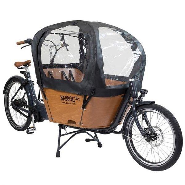 Babboe Babboe Cargo Bike Rain Tent - City