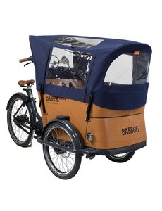 Babboe Babboe Cargo Bike Rain Tent Curve