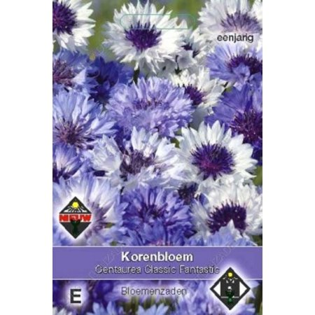 Van Hemert & Co Korenbloem (Centaurea cyanus) 'Classic Fantastic'