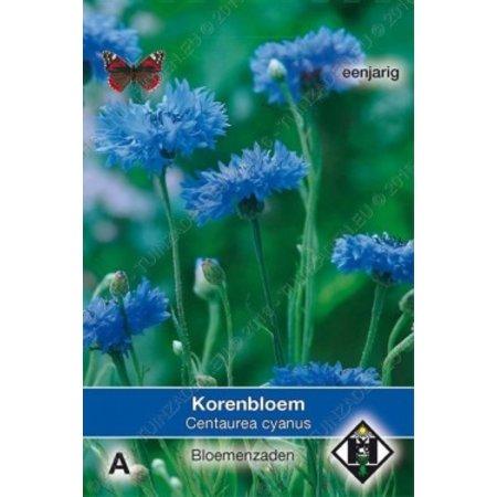 Van Hemert & Co  Korenbloem (Centaurea cyanus) 'enkele blauw'
