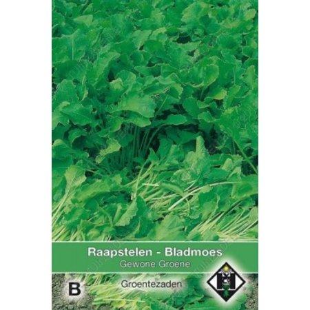 Van Hemert & Co Raapstelen - Bladmoes Gewone groene