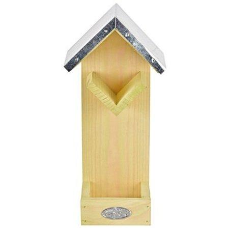 Best for Birds Pindakaashuisje met voedertafel