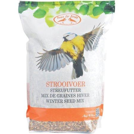 Best for Birds Strooivoer 4kg