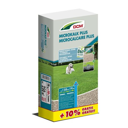 DCM Microkalk Plus (18 kg) +1,8 kg gratis!