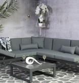 Malaga aluminium loungeset