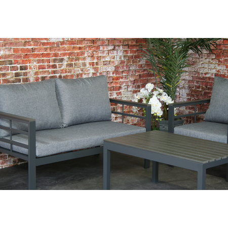SenS-Line Forza aluminium loungeset