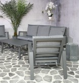 Mallorca aluminium loungeset