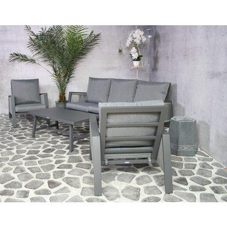 SenS-Line Mallorca aluminium loungeset