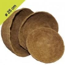 Kokos inlegvel 25 cm