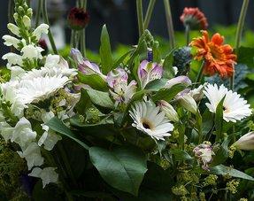 Bloemenmengsels