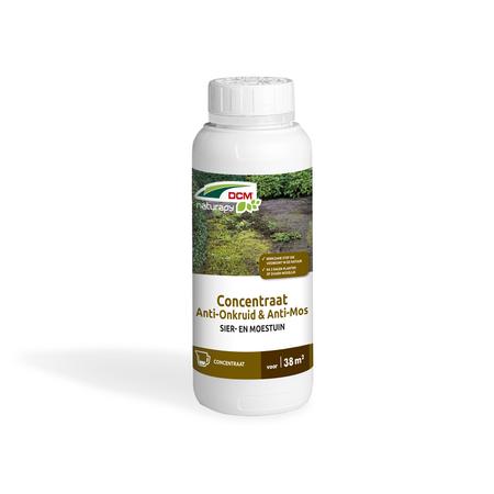 Naturapy Anti-Onkruid & Anti-Mos - Sier- en moestuin Concentraat