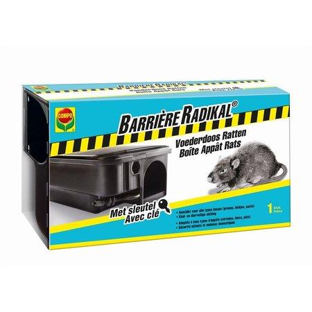 Barrière Radikal Voederdoos Ratten 1 st